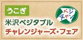 米沢ベジタブルチャレンジャーズ・フェア